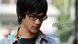 [4.30 MB] Afgan - Biru (Official Video Lyrics)
