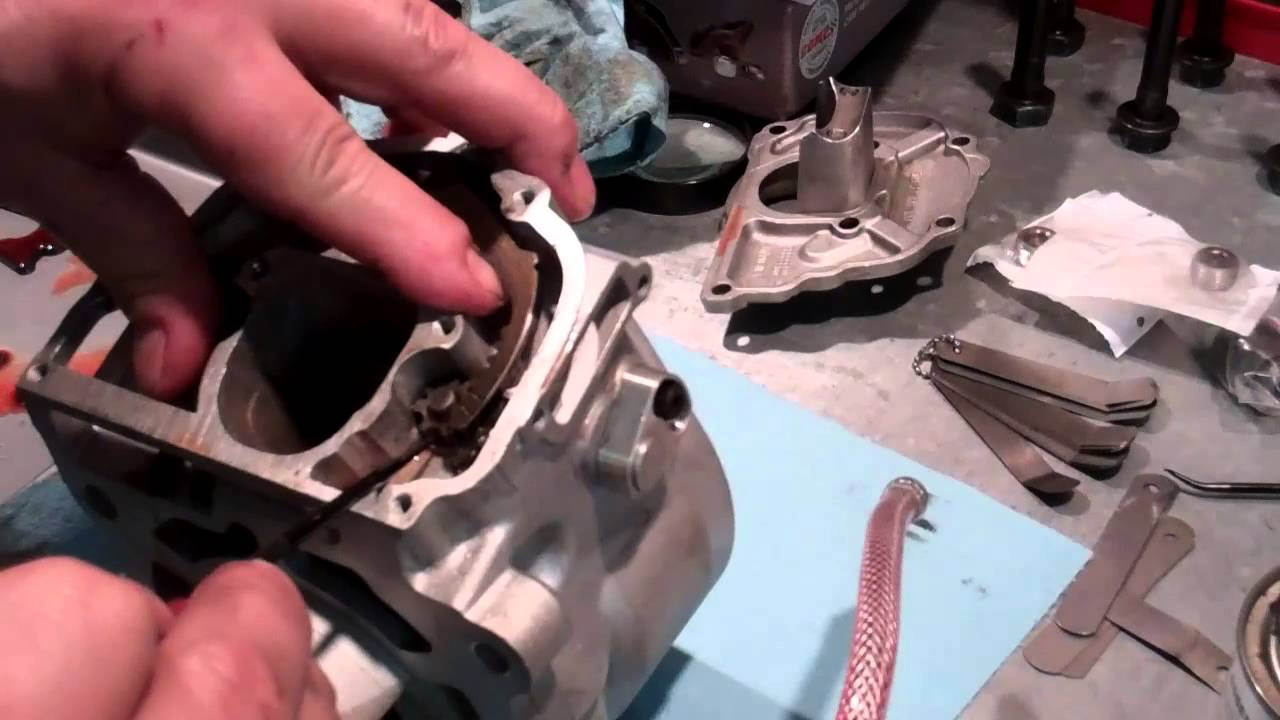 How To Remove Cylinder  Ktm Sx