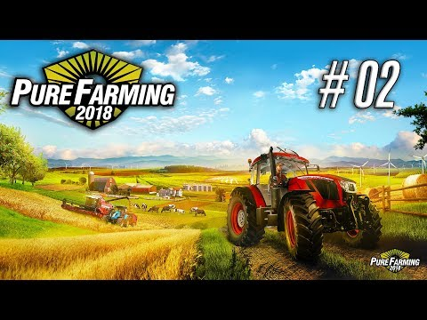 Let's try Pure Farming 2018 | # 02 | Real Work Starts Now