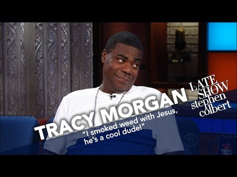Tracy Morgan Is Following Trump's Example