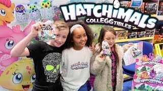 Hatchimals CollEEGtibles Meet And Greet Part 2! Surprise Blind Bag Baby Eggs For Fans