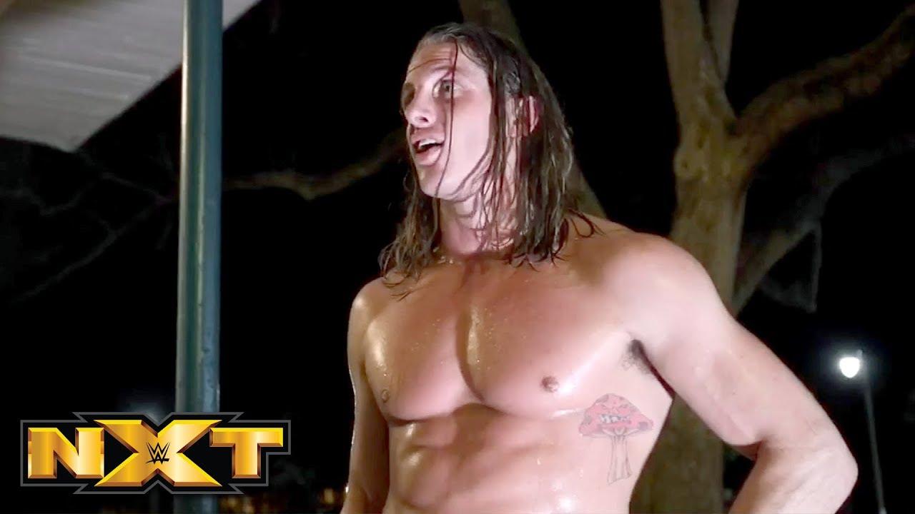 Matt Riddle makes his NXT Live debut