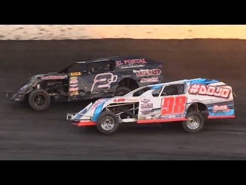 Heat Races: Bakersfield Speedway 4-1-17