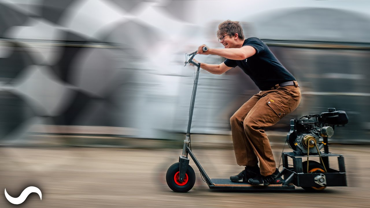 The Scooter returns... But was it Better off Dead?