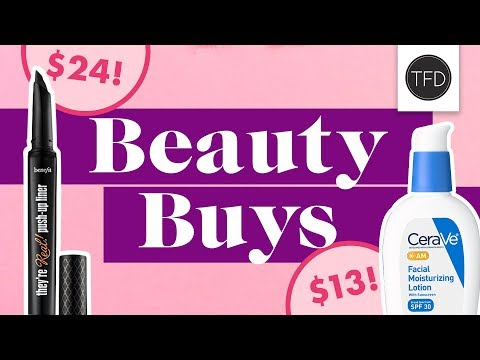 TFD Confesses Our Best & Worst Beauty Buys