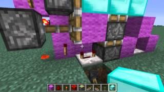Tadel Plays Minecraft - Craft Origine Saison 2 - EP016A - Chambre De Dépressurisation