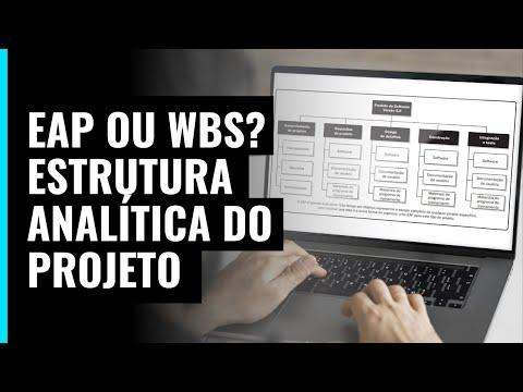 EAP ou WBS? Estrutura Analítica do Projeto - Como Fazer? Tipos de EAP.