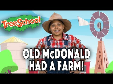 Old McDonald Had a Farm! - Two Little Hands TV