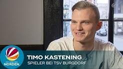 Die Recken: Handball-Hoffnung Timo Kastening vom TSV Hannover-Burgdorf