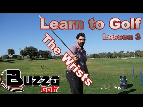 How The Wrists Move In The Golfswing (Learn To Golf 3/3)