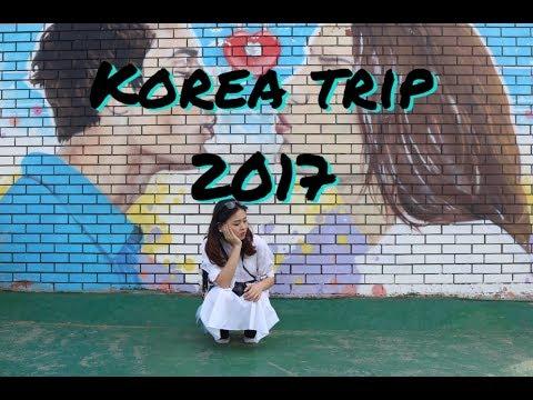 MY KOREA TRAVEL VLOG 2017 | STYLENANDA, DONGDAEMUN, MYEONGDONG, DOGS CAFE