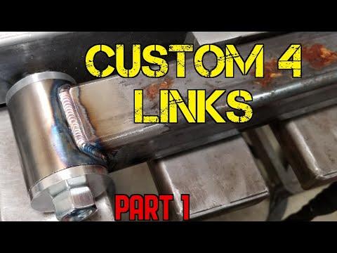 TFS: Custom 4 Links Part 1
