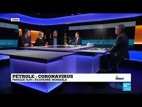 LE DÉBAT - Pétrole, coronavirus... Panique sur l'économie mondiale