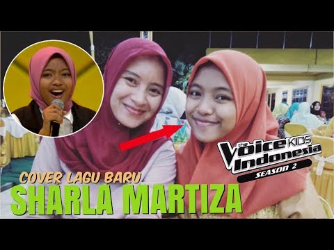 """Sharla """"Qomarun"""" (Cover)   The Blind Auditions   The Voice Kids Indonesia GTV 2017"""