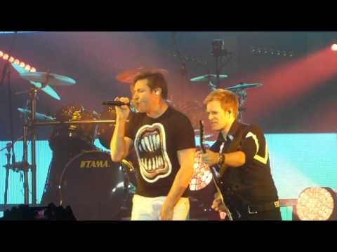 """Sunrise & New Moon on Monday"" Duran Duran@Sands Bethlehem PA Event Center 4/5/16"