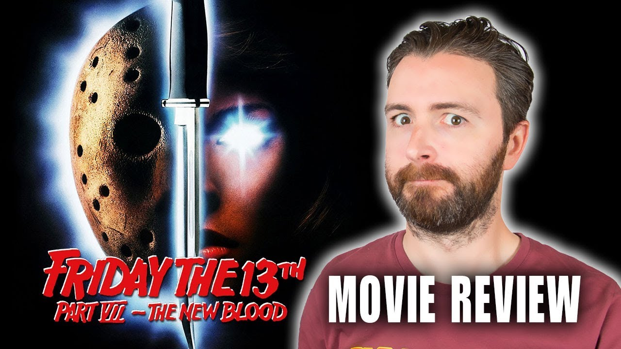 Friday the 13th Part VII: The New Blood (1988) Movie Review