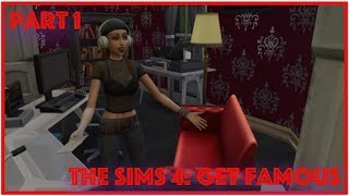 The Sims 4: Get Famous // Drama Club (Part 1)