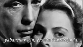 Frank Sinatra - Strangers in the Night (Türkçe Altyazı)