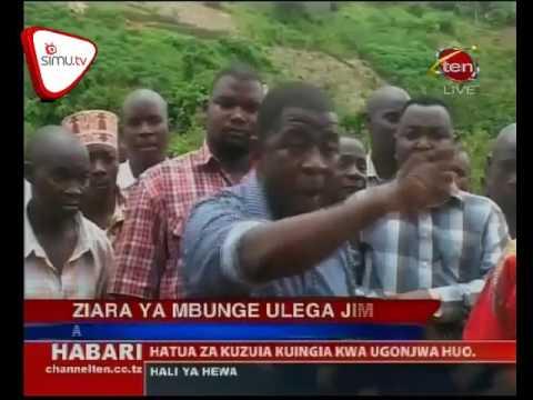Wananchi Wastakiwa Kutafuta Njia Za Kutatua Matatizo