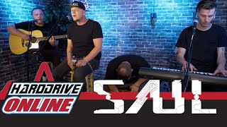 SAUL - The Toll (Live Acoustic)   HardDrive Online