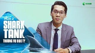 Social Shark Lâm Tuấn Minh Tập 2 | Các Hình Thức Đầu Tư Cho Startup