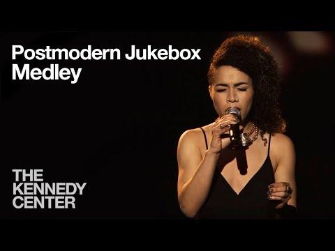 Postmodern Jukebox - Medley   LIVE at The Kennedy Center