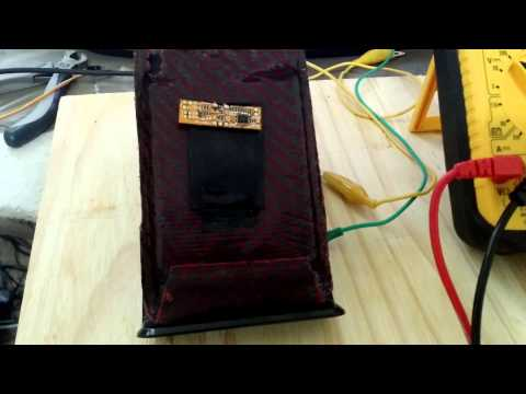 Extending Phone Battery Life - Super Dock Qi Upgrade