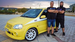 Το SUZUKI των TechItSerious! | VLOG