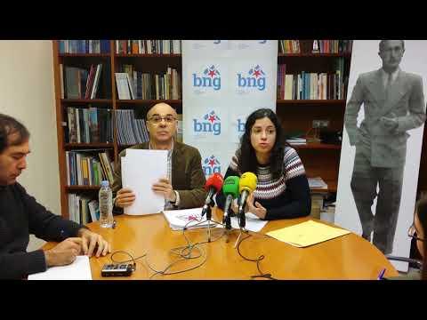 Rolda de prensa sobre a situación da industria na comarca da Coruña