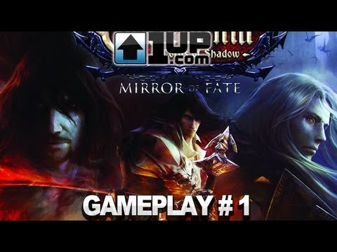 Castlevania: Mirror of Fate - Gameplay #1