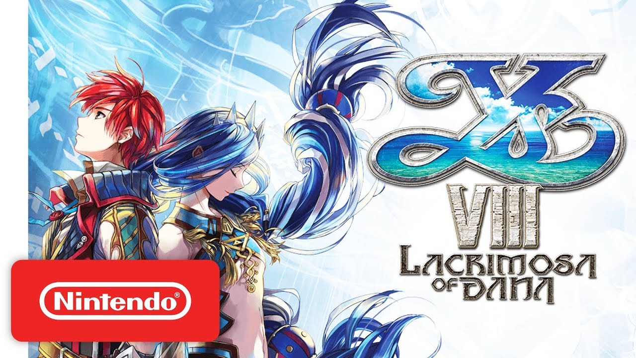 YS VIII Lacrimosa of Dana (Switch)