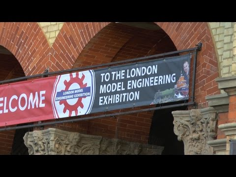 The London Model Engineering Exhibition 2016