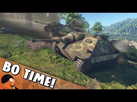 "War Thunder - Jagdpanzer 38(t) ""Kursk Was A Bad Time"""