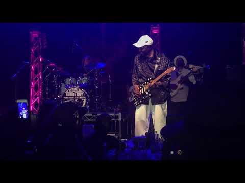 Buddy Guy at the Rose in Pasadena - 8/11/18