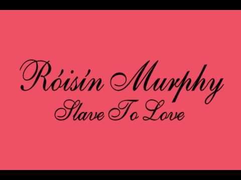 Róisín Murphy - Slave To Love (Bryan Ferry Cover) - Gucci Advert