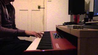 Frank Zappa - Blessed Relief - Solo Piano