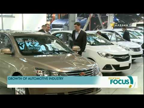 9,000 vehicles were manufactured in Kazakhstan in half a yea