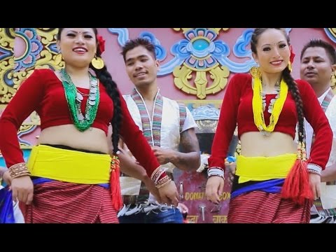 Lhasako Sun - Bishwo Dong and Pratima Thing Ft. Anita & Abhi Lama | New Nepali Tamang Selo Song 2016