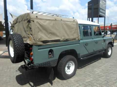 2008 LAND ROVER DEFENDER 130 D/C - Morne @ 0765715213 Auto For Sale