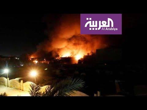 سماع دوي صافرات إنذار من السفارة الأميركية في بغداد  - نشر قبل 10 ساعة