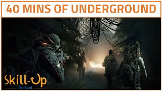 The Division | Underground Gameplay Highlights (40 mins, no commentary)