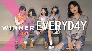 WINNER - EVERYDAY / Dance Cover.