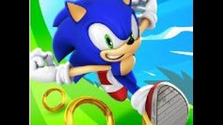 Sonic Dash v3.5.1.Go free for android  -  apk download