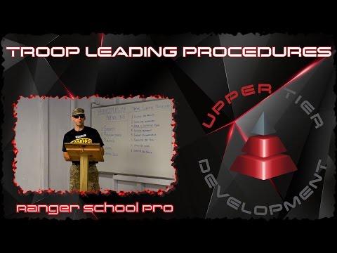 Troop Leading Procedures 4K