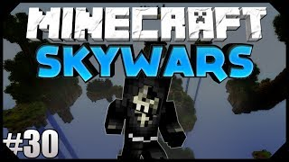 "Minecraft: ""I DO NOT RAGE, I AM CALM"" SKYWARS #30 W/ AciDic BliTzz (Mini-Game)"