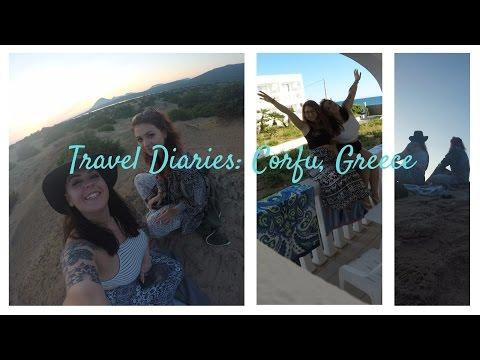 Travel Diary: Corfu 2016  | Jordann Richards