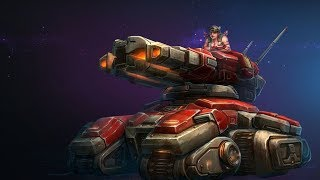 MVP - Sgt. Hammer - Heroes of the Storm (HotS Gameplay)
