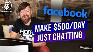 How To Make Money With Facebook For Beginners 2020