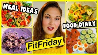 WEIGHT LOSS MEALS!! 1200 - 1600 Calories per day #FitFriday