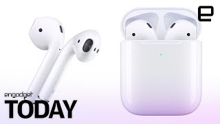 Apple's new AirPods pack better battery life and Siri support